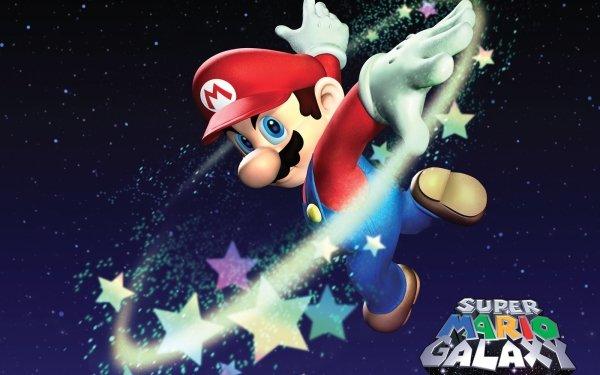 Video Game Super Mario Galaxy Mario HD Wallpaper | Background Image