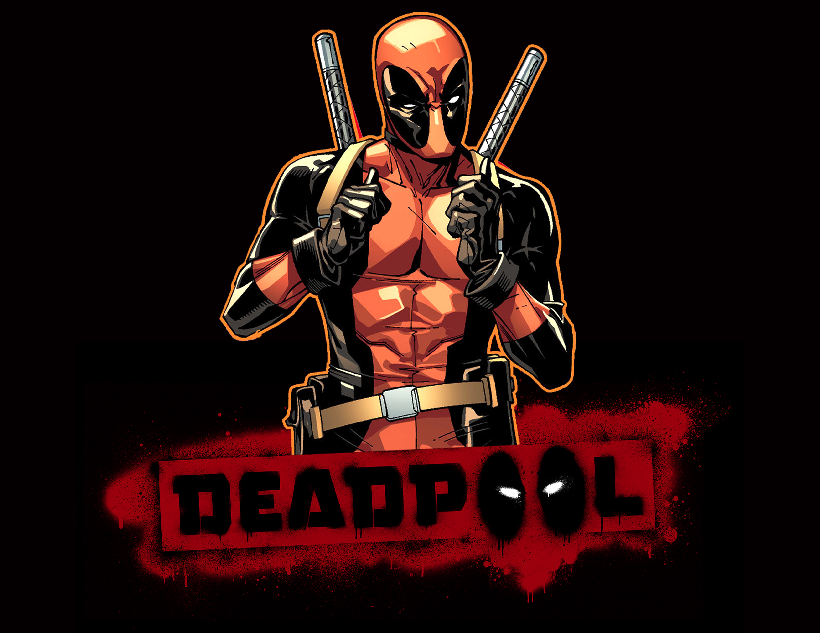 name deadpool wallpaper - photo #40