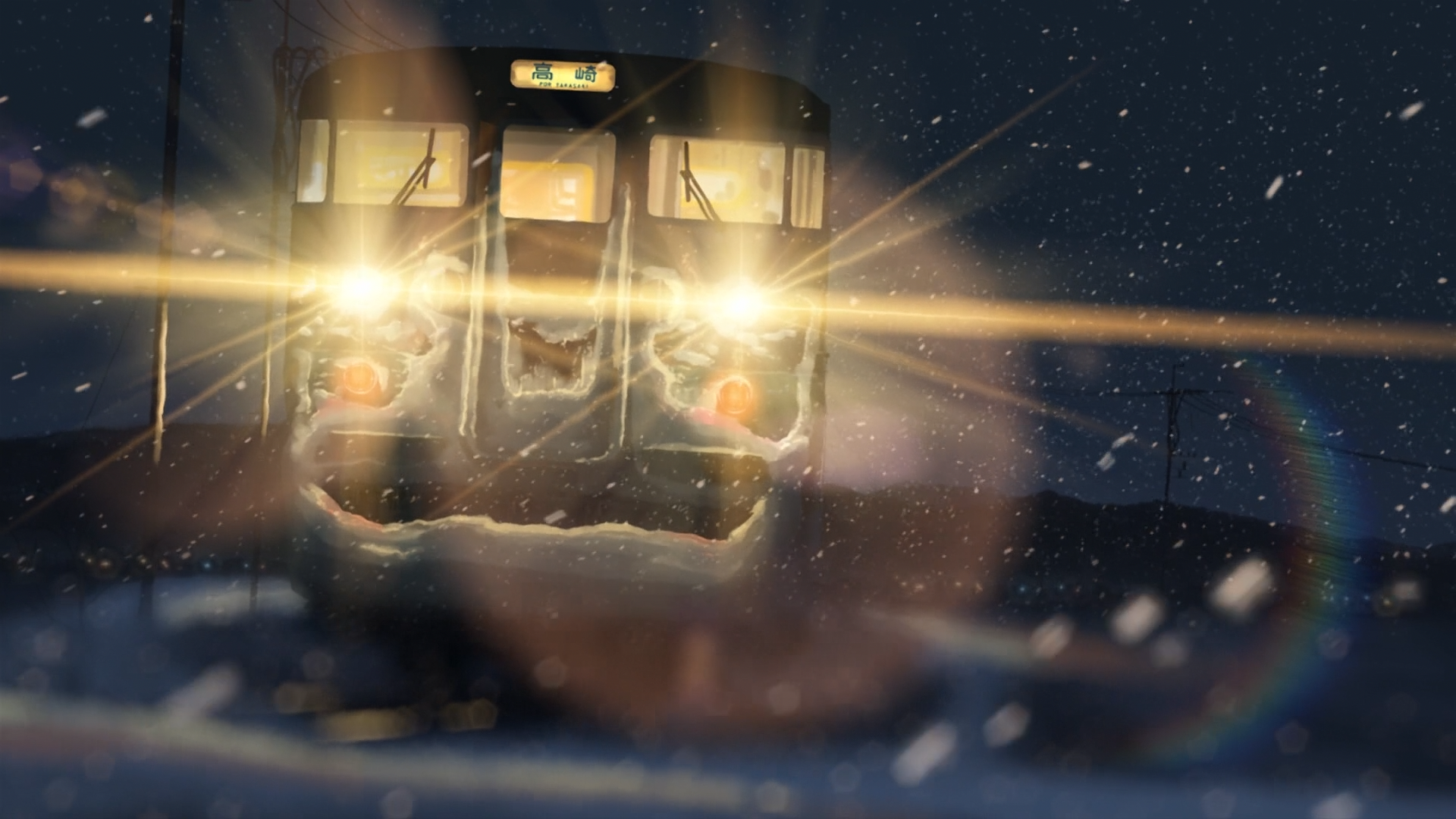 5 Centimeters Per Second HD Wallpaper | Background Image ...