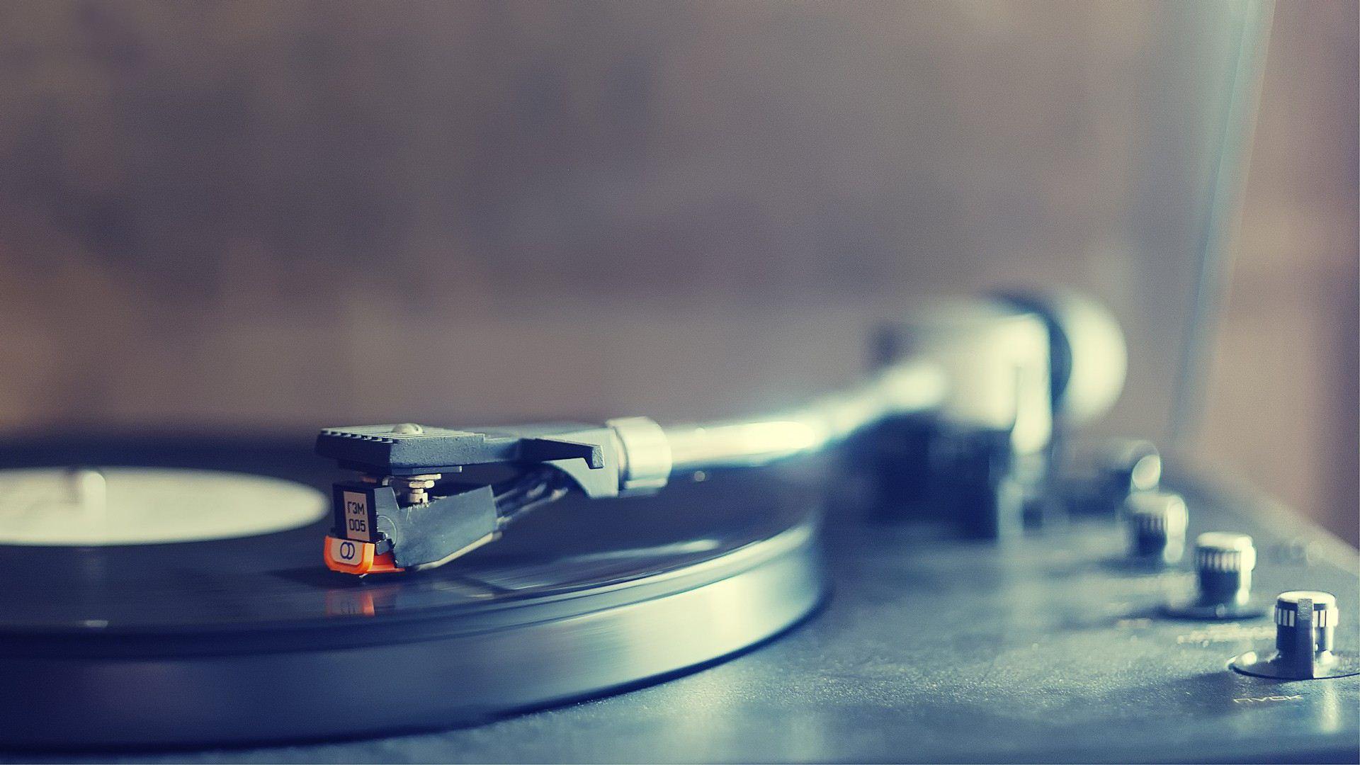 Phonograph Full Hd Wallpaper And Hintergrund 1920x1080