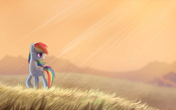 Cartoon - My Little Pony Wallpapers and Backgrounds ID : 321064