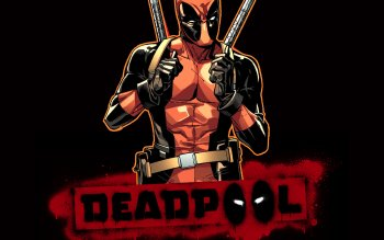 Comics - Deadpool Wallpapers and Backgrounds ID : 321153