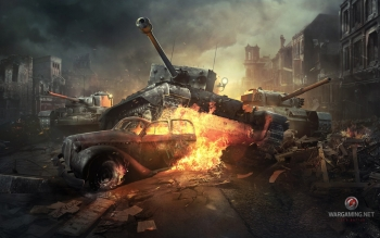 Video Game - World Of Tanks Wallpapers and Backgrounds ID : 321279