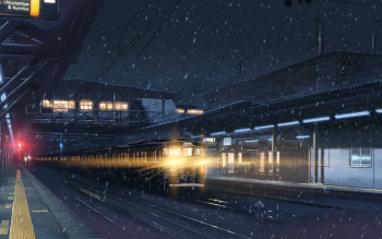 Anime - 5 Centimeters Per Second Wallpapers and Backgrounds ID : 321784