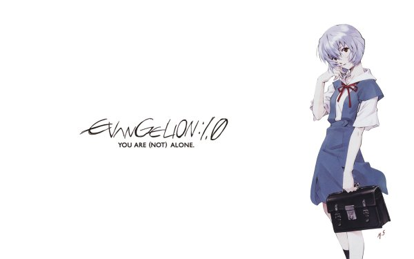 Anime Evangelion: 1.0 You Are (Not) Alone Evangelion HD Wallpaper | Background Image
