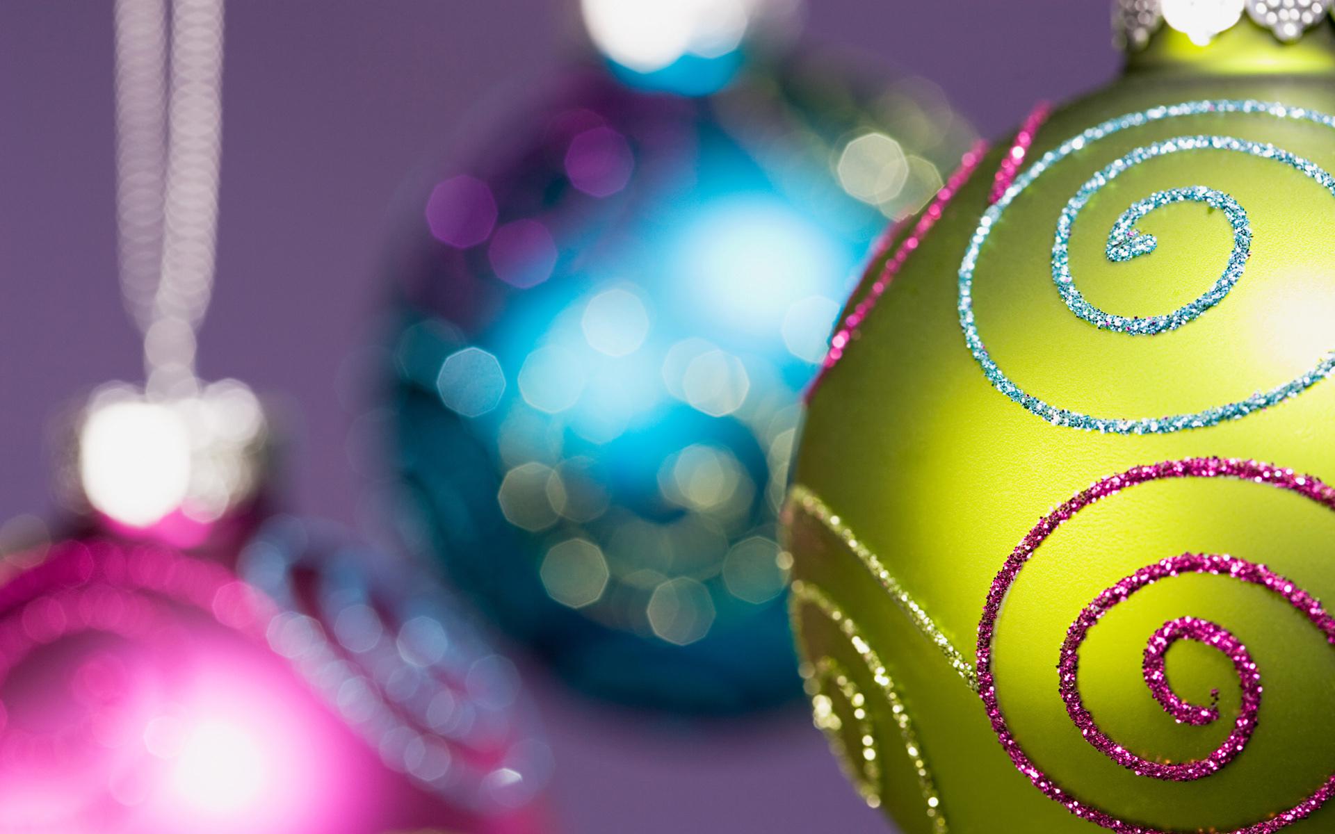 christmas balls background - photo #31