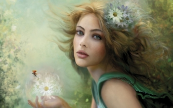 Fantasy - Women Wallpapers and Backgrounds ID : 322309
