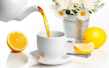 Alimento - Tea Wallpapers and Backgrounds