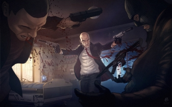 Comics - Hitman Wallpapers and Backgrounds ID : 322550