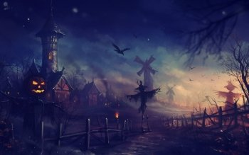 Holiday - Halloween Wallpapers and Backgrounds ID : 322616