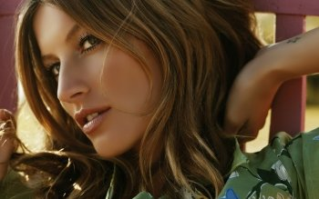Celebrita' - Gisele Bundchen Wallpapers and Backgrounds ID : 322900
