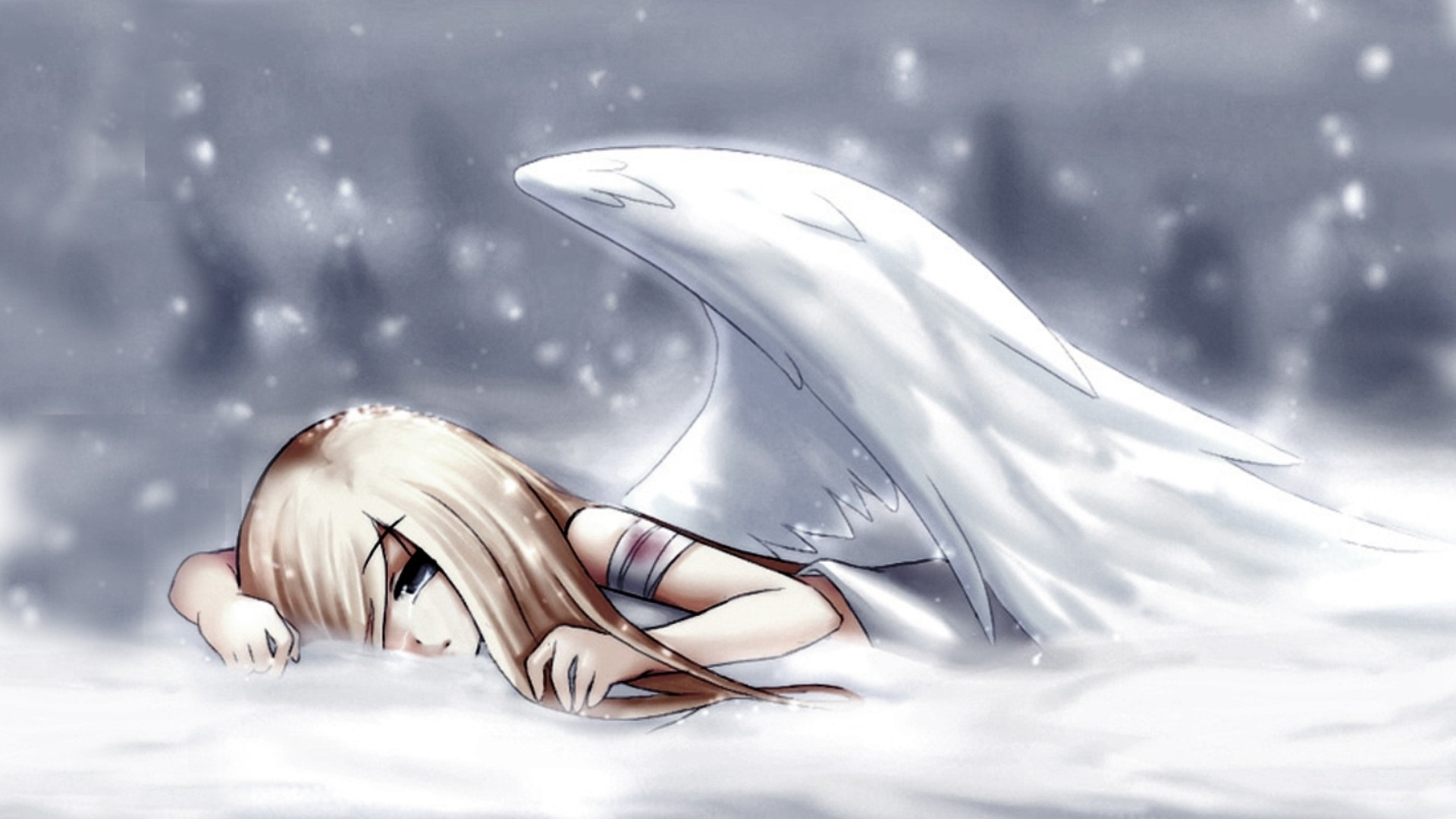 Angel Full HD Wallpaper and Background Image   1920x1080 ...