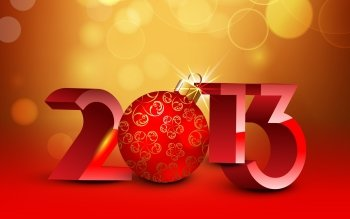 Holiday - New Year Wallpapers and Backgrounds ID : 323314