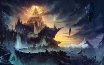 Fantasy - Castle Wallpapers and Backgrounds ID : 323713