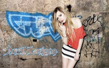 Music - Avril Lavigne Wallpapers and Backgrounds ID : 323719