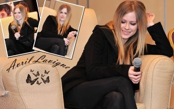 Music - Avril Lavigne Wallpapers and Backgrounds ID : 323790