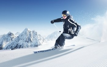 Deporte - Skiing Wallpapers and Backgrounds ID : 324002