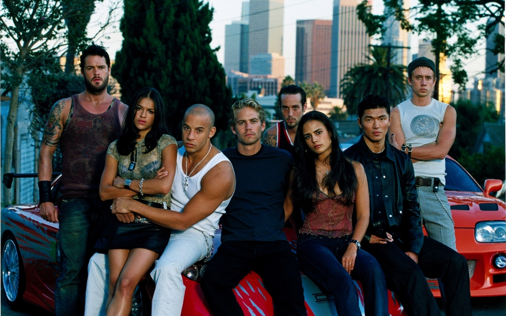 The Fast And The Furious Papel De Parede Hd Plano De Fundo