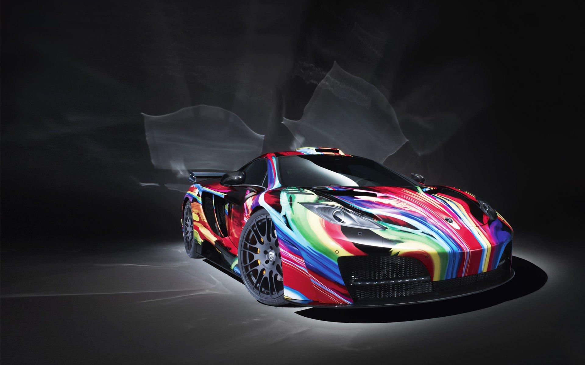 McLaren HD Wallpaper | Background Image | 2560x1600 | ID ...