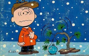 Preview Cartoon - Charlie Brown Art