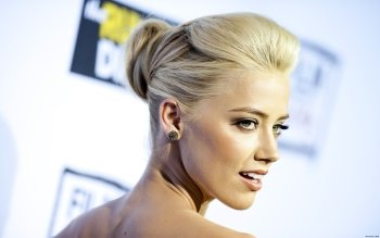 Celebrity - Amber Heard Wallpapers and Backgrounds ID : 325999