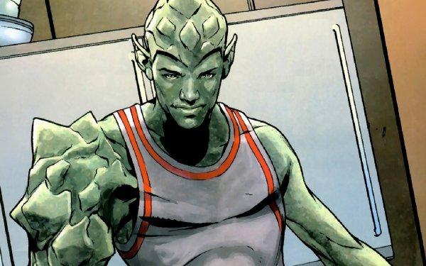 Comics Anole Marvel Comics HD Wallpaper | Background Image