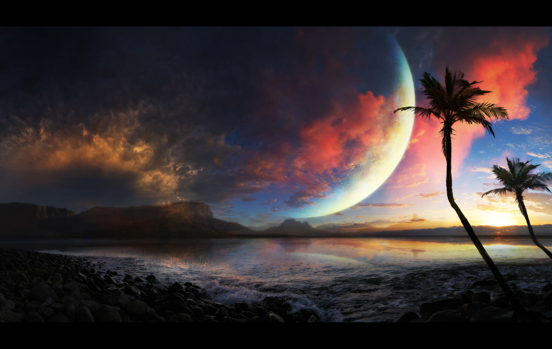 Landscape wallpaper and background 1900x1200 id 326480 for Sci fi background