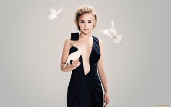 Berühmte Personen - Hayden Panettiere Wallpapers and Backgrounds ID : 326644