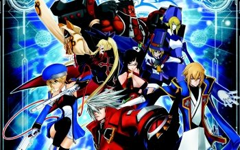 Anime - Blazblue Wallpapers and Backgrounds ID : 326717