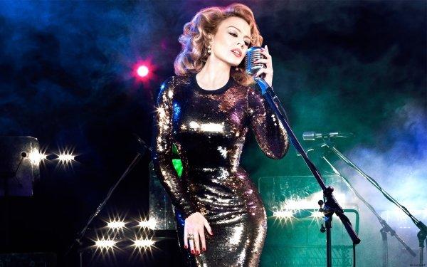 Music Kylie Minogue  Singers Australia HD Wallpaper | Background Image