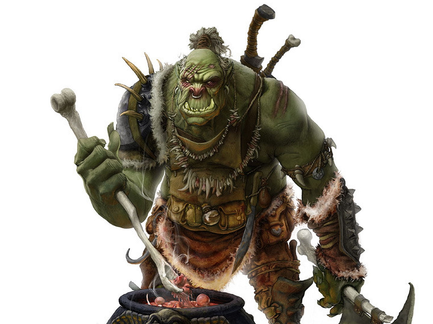 Word of warcraft ork porn erotic image