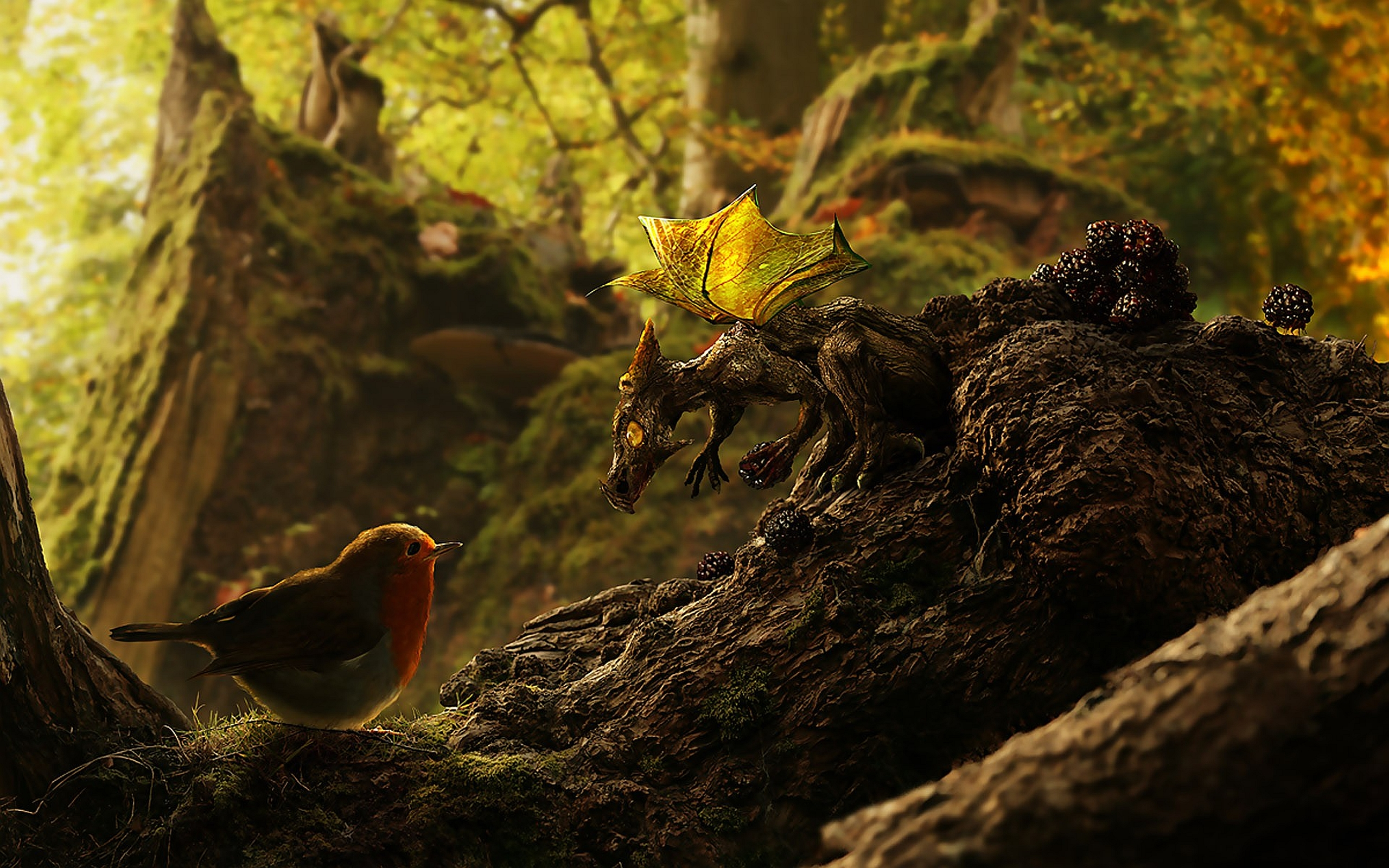 Creature full hd wallpaper and background 2560x1600 id - Fantasy wallpaper digital art ...