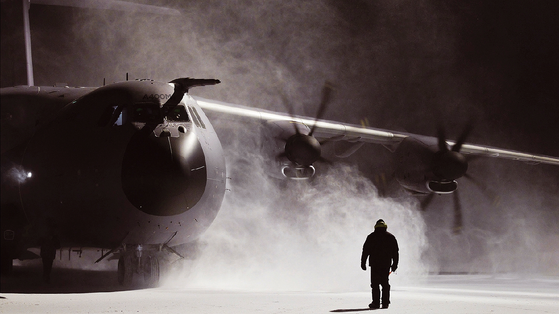 Airbus A400M Wallpaper And Background Image