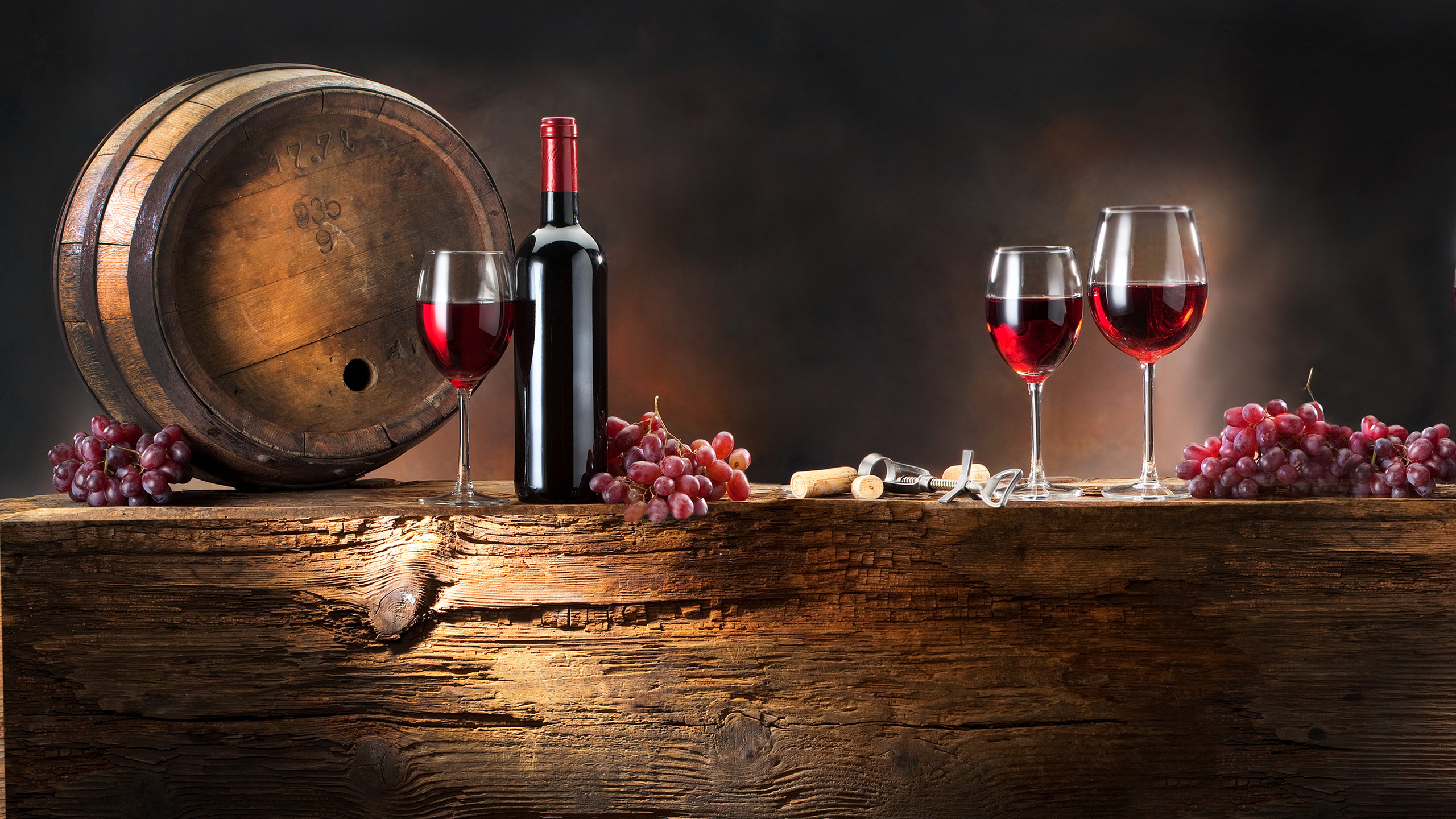 Wine Full HD Wallpaper and Background | 2560x1440 | ID:327552