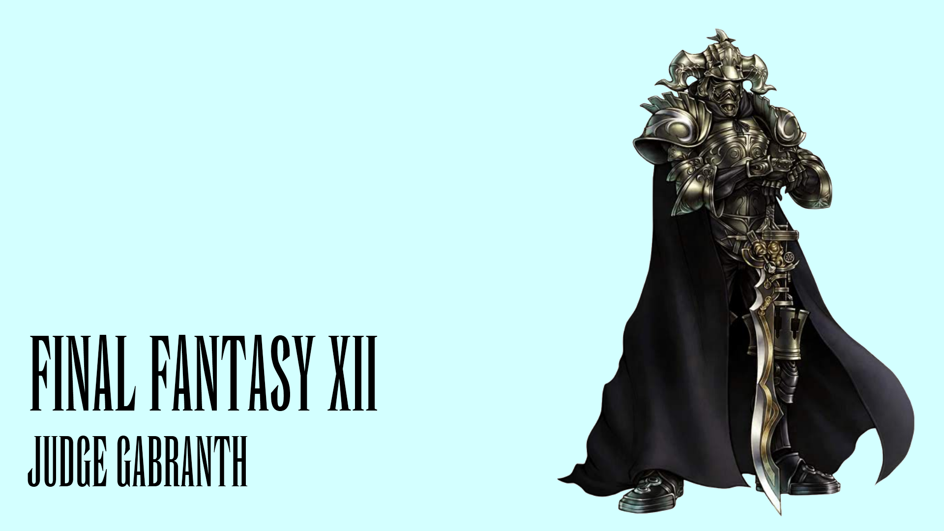 Final Fantasy 12 Wallpaper: Final Fantasy 12 Full HD Wallpaper And Background Image