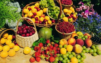 Alimento - Fruit Wallpapers and Backgrounds ID : 327162