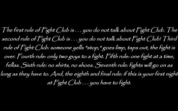 Movie - Fight Club Wallpapers and Backgrounds