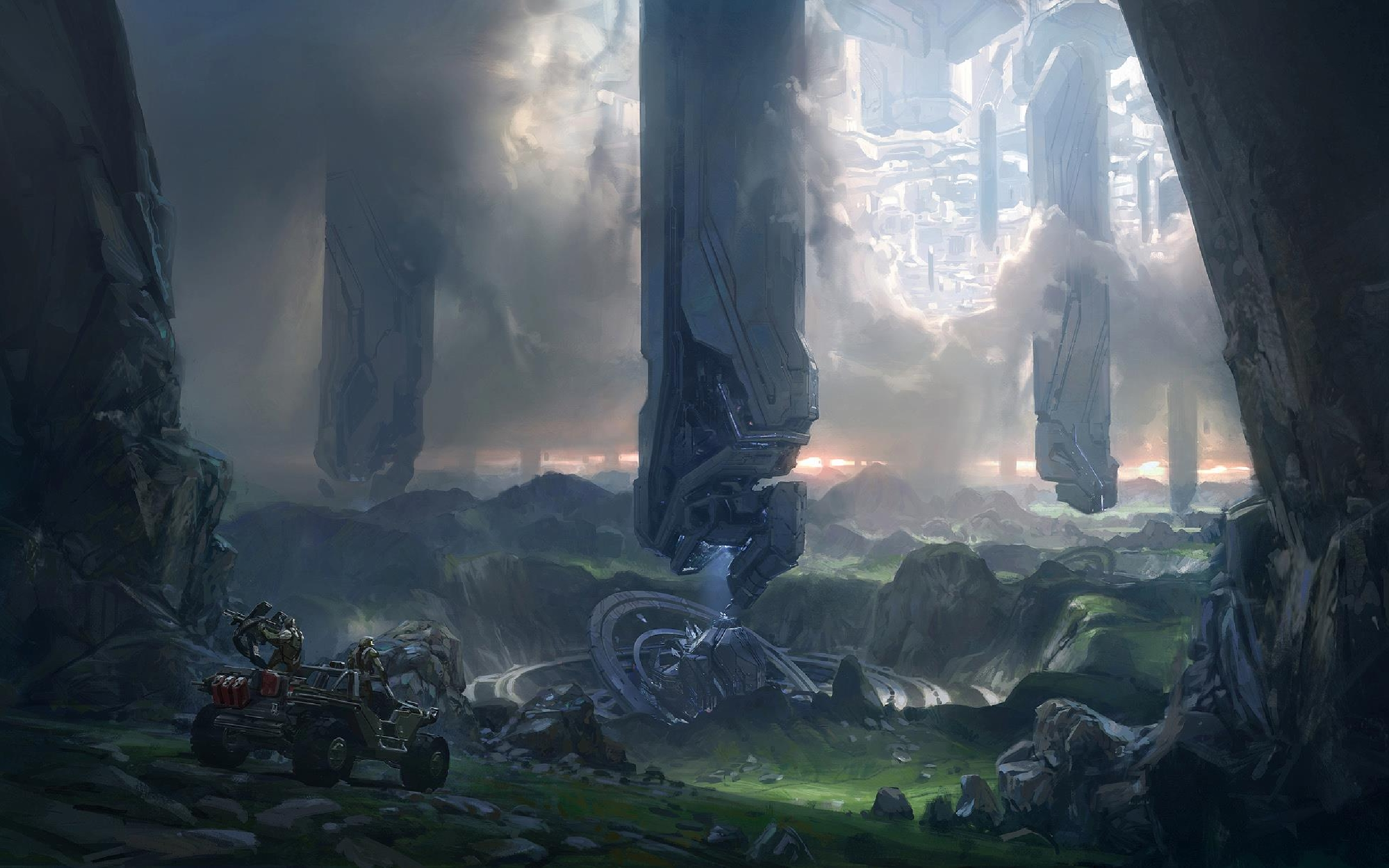 halo 4 full hd wallpaper and background | 2560x1600 | id:328249