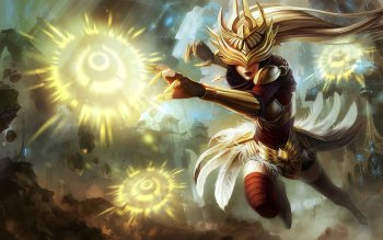 Video Game - League Of Legends Wallpapers and Backgrounds ID : 328329