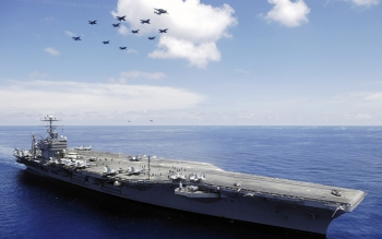 Military - Aircraft Carrier Wallpapers and Backgrounds ID : 328532