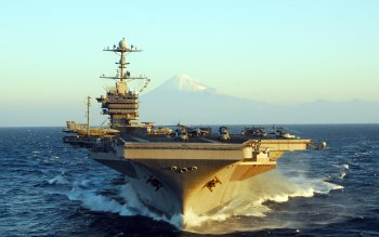 Military - Aircraft Carrier Wallpapers and Backgrounds ID : 328542