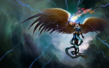 Fantasy - Angel Warrior Wallpapers and Backgrounds ID : 328616