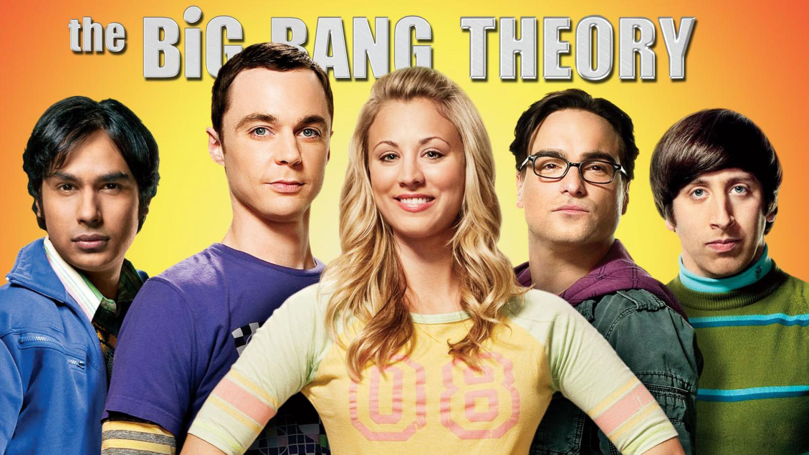 The Big Bang Theory Wallpaper and Background Image | 1600x900 | ID ...