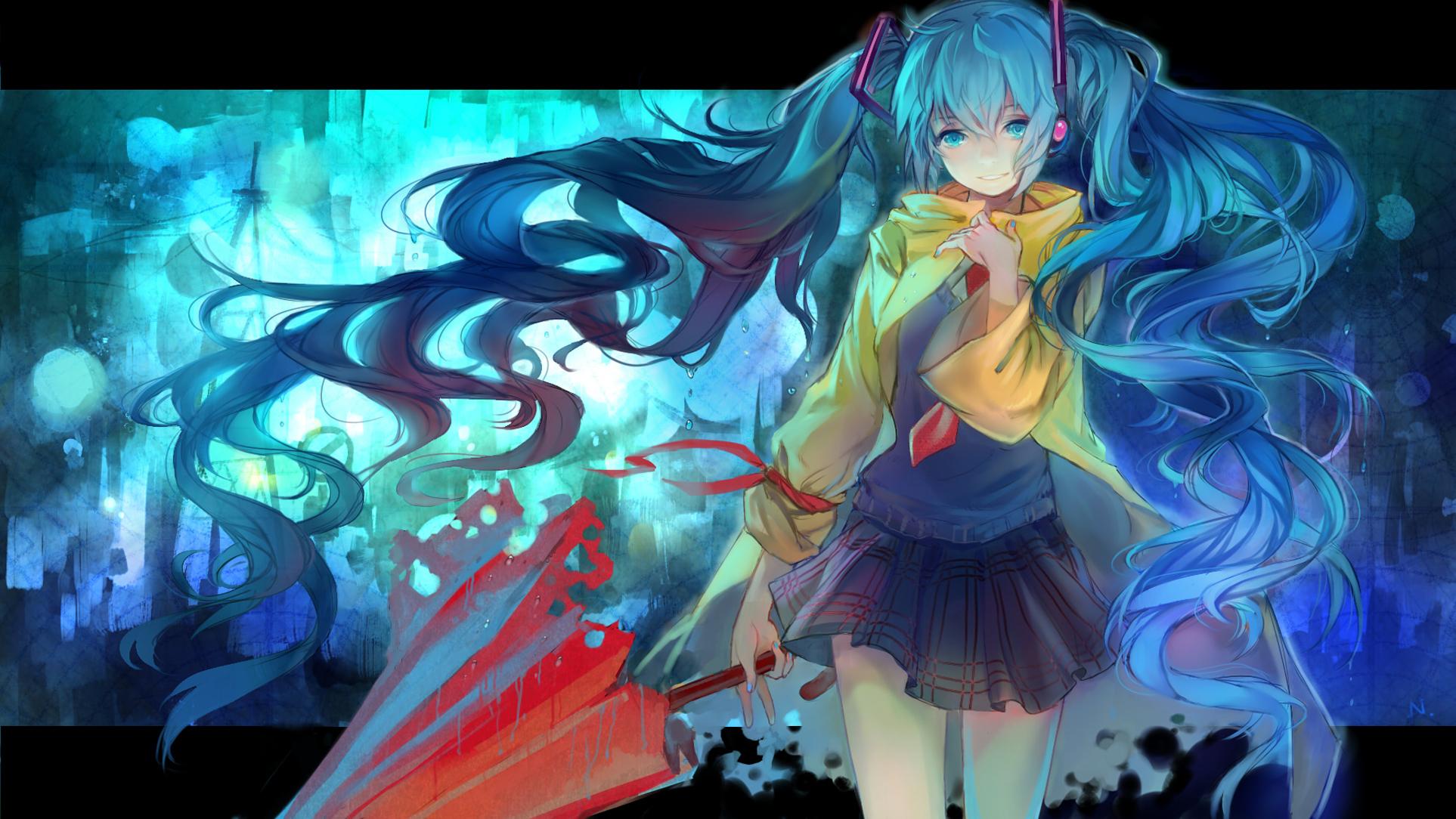 Anime - Vocaloid  Papel de Parede