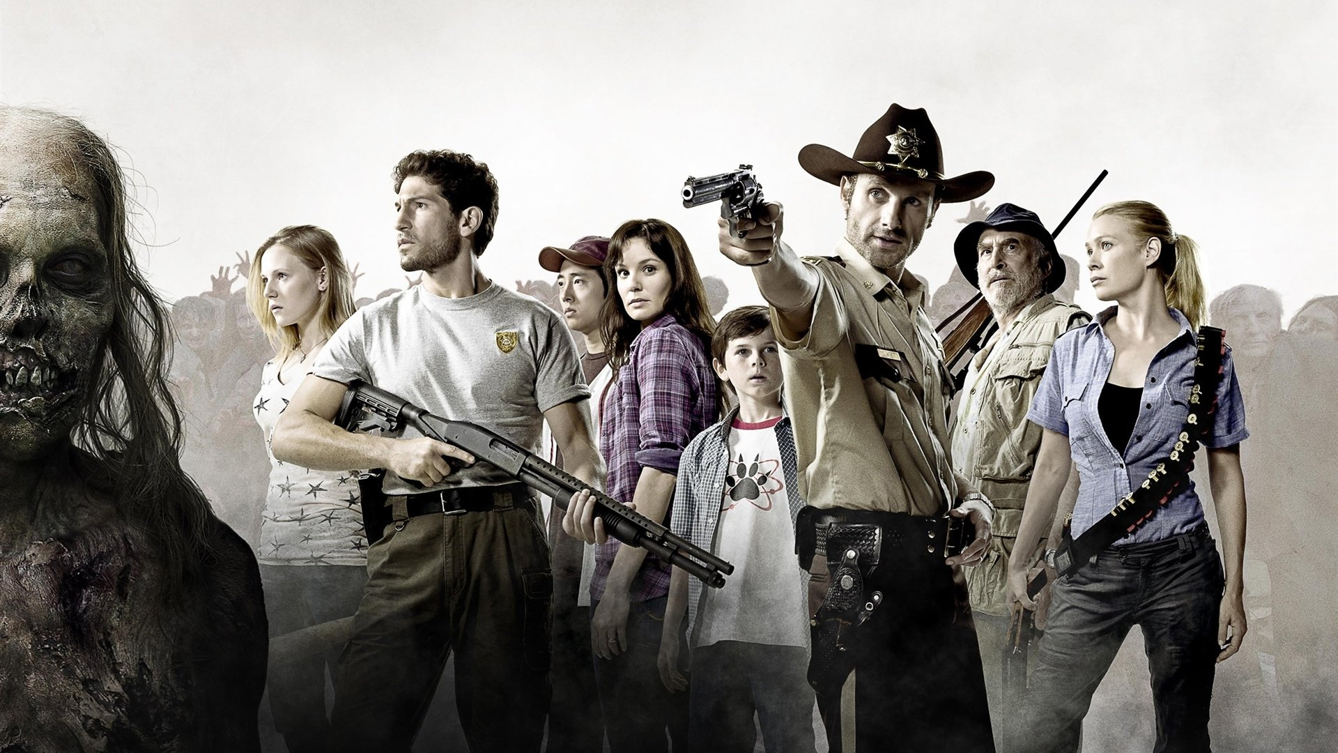 The Walking Dead Hd Wallpaper Background Image 1920x1080 Id