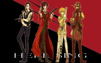 Anime - Hellsing Wallpapers and Backgrounds