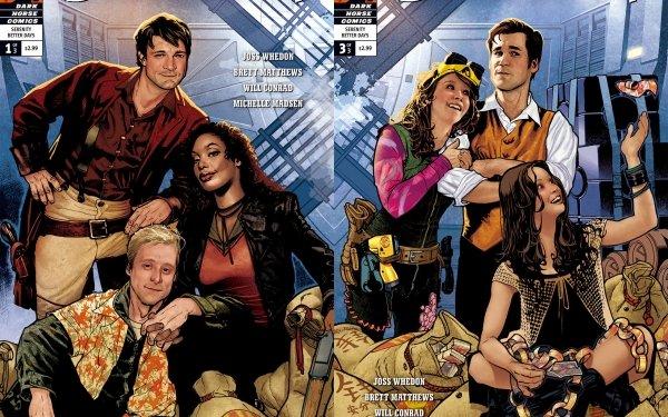 Comics Serenity River Tam HD Wallpaper | Background Image