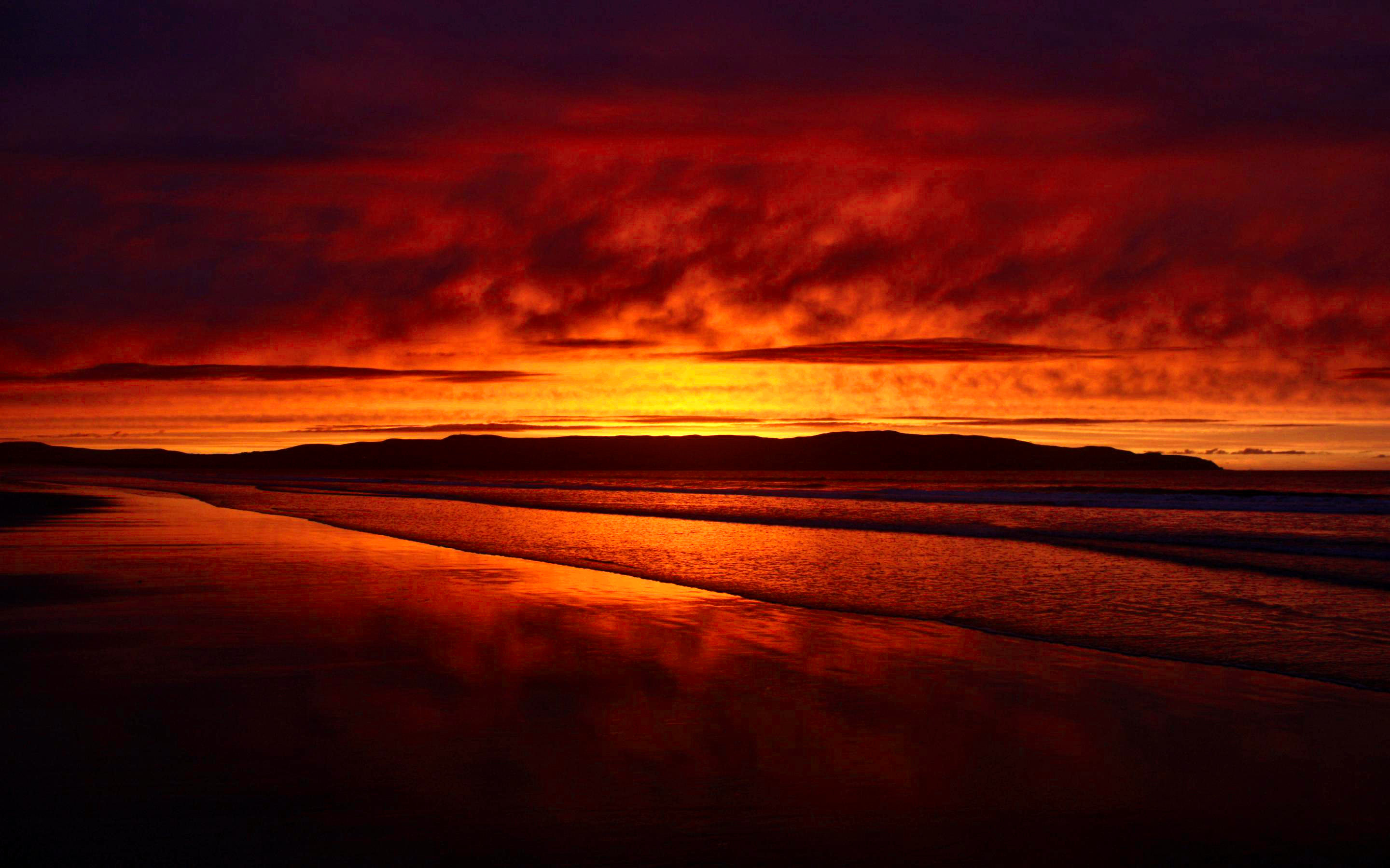 SUNSET [04] redbeach [06december2012thursday] [020731 ...