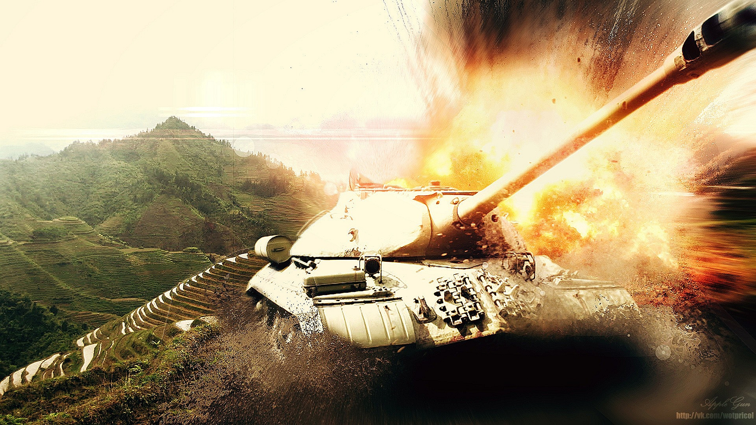 world of tanks full hd wallpaper and background