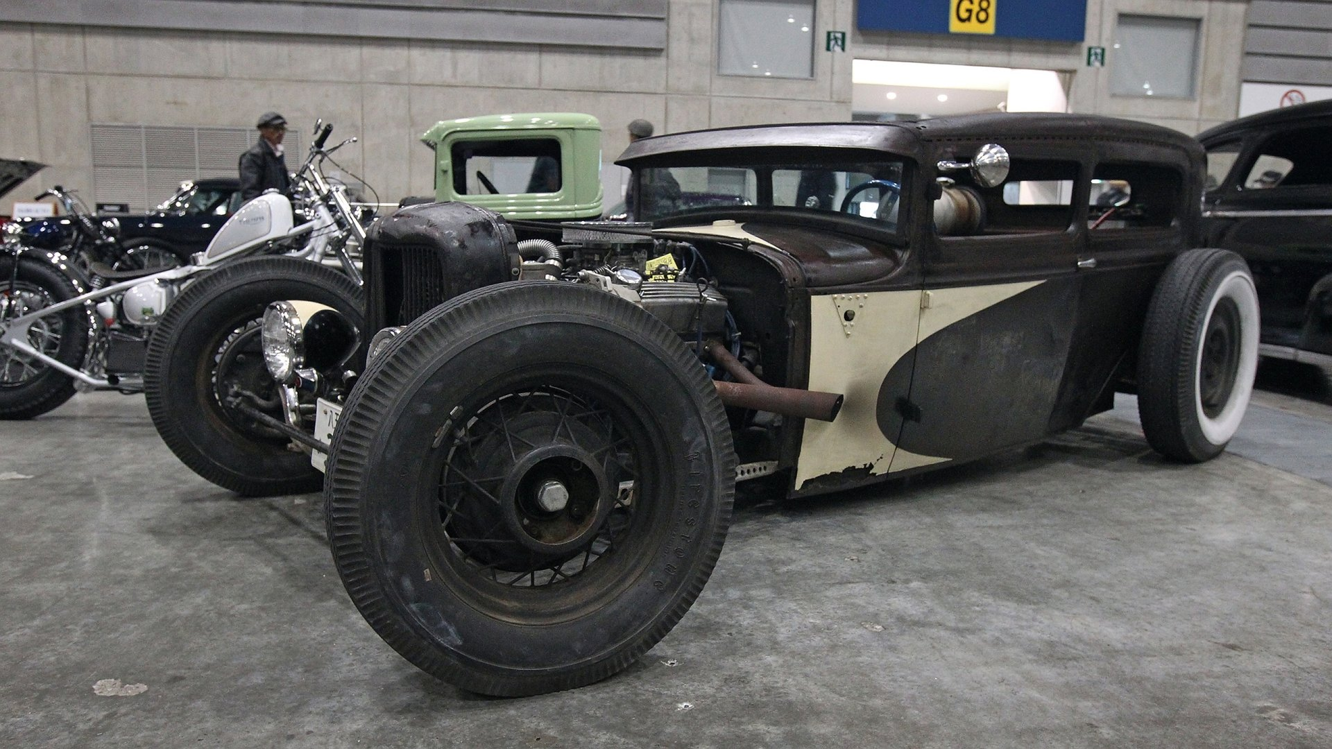 Rat Rod Full HD Wallpaper And Background